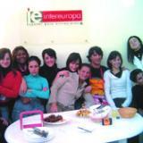 Alumnos de Intereuropa