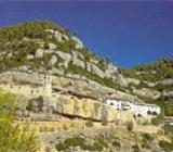 Img 1: Els Ports de Morella: paisajes de piedra