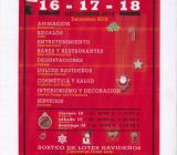 VI Feria de Navidad de los Montesinos 2016