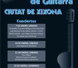 XII Festival de guitarra de Xixona