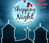 Cartel Almoradí Shopping Night