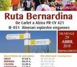 Ruta Bernardina 2018