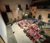 Actividades nocturnas en el Palau Ducal de Gandia