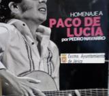 Homenaje a Paco de Lucia