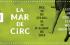Cartel del programa de actos en diferentes municipios