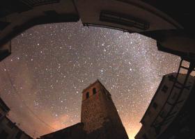 Astroturismo en Aras de los Olmos