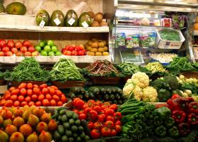 Frutas y Verduras Mercados Municipales