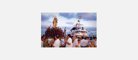 Img 1: Festividad de nuestra Señora del Carmen