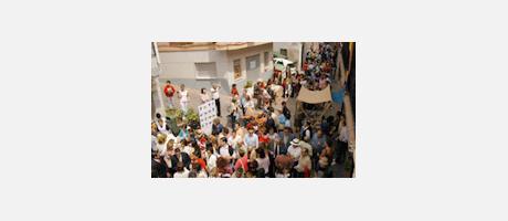 Img 1: FESTA DE LA CIRERA