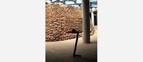 """Img 1: THE """"TORRE DELS ALÇAMENTS""""  HALL-MUSEUM"""