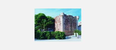 Img 1: TORRE de (TOWER of) SAN VICENT