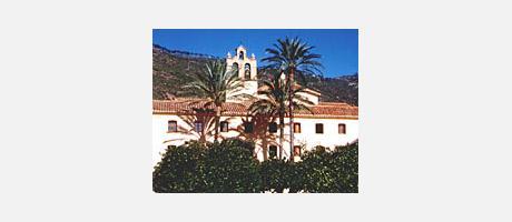 Foto: Museo e iglesia de Los Padres Carmelitas