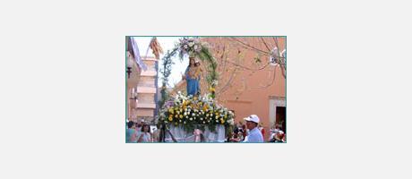 Img 1: FESTIVIDAD DE MARÍA AUXILIADORA