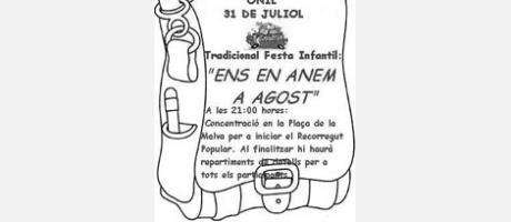 Img 1: FÊTES INFANTILES ENS ANEM A AGOST