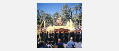 La Procesión del Domingo de Ramos