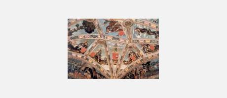 Img 1: Palacio condal y Monasterio de la Virgen del Milagro (Convento Clarisas)