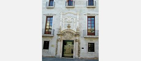 Img 1: PUBLIC LIBRARY AND THE FERNANDO DE LOACES HISTORICAL ARCHIVES
