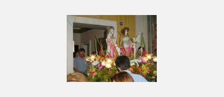 Img 1: Festes de Santa Justa i Rufina
