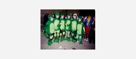 Img 1: Carnestoltes (Shrovetide Carnival)