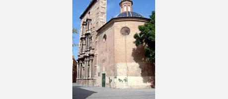 Img 1: THE EX-CONVENT DEL CARMEN AND THE CHURCH OF LA SANTA CRUZ
