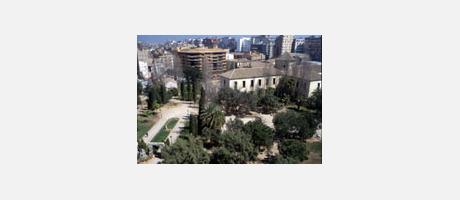 Img 1: ENSEMBLE HISTORIQUE ARTISTIQUE (ZONES DE L'ANCIEN HÔPITAL)