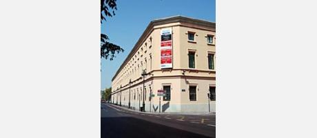 Img 1: Casa de la Beneficencia. Museo  de Prehistoria y de las Culturas de Valencia