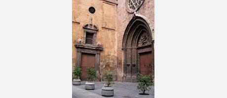 Img 1: ÉGLISE PAROISSIALE DE SAN NICOLÁS DE BARI et  SAN  PEDRO