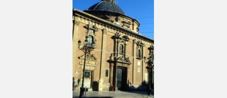 Img 1:  Basílica de Ntra. Sra. de los Desamparados
