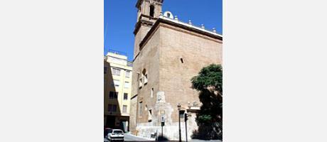 Img 1: Iglesia de San Juan de la Cruz (antes de San Andrés)