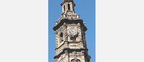 Img 1: THE CHURCH AND TOWER OF SANTA CATALINA MÁRTIR
