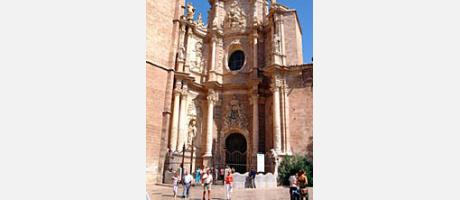 Saint Mary's Cathedral in Valencia