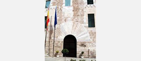 Img 2: STADTPALAST BENICARLÓ. Sitz des Regionalparlaments Cortes Valencianas