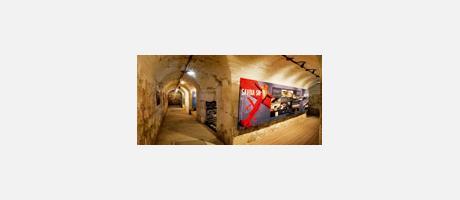 Img 1: Refugio antiaéreo Guerra Civil