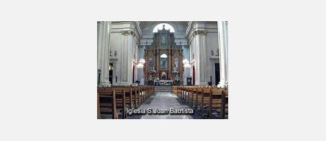 Img 2: ESGLÉSIA DE SANT JOAN BAPTISTA