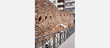 Foto: murallas carlistas Castellón de la Plana