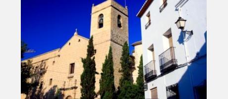 Img 1: Claustro del Convento de los Franciscanos