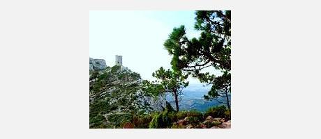 Img 1: Castillo de Montornés
