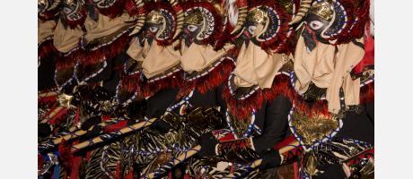 Desfile de Moros y Cristianos de Callosa d'en Sarrià
