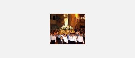 Fiestas patronales Virgen del Rosario