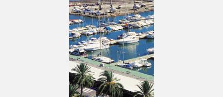 Img 1: Puerto Deportivo Pobla Marina