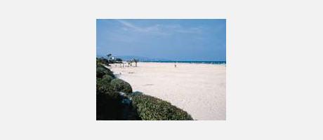 Foto: Playa El Gurugú