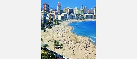 Img 1: Playa Poniente