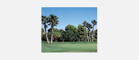 Campo de Golf El Plantío en Alicante