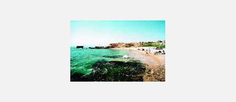 Foto: Playa La Foradada de Vinaròs