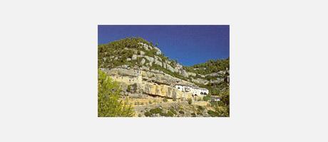 Img 1: Els Ports de Morella: steinerne landschaften
