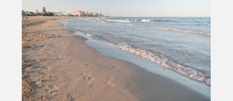 Foto: Playa de la Malvarrosa