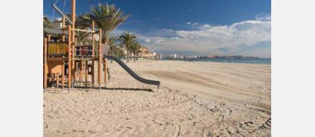 Img 1: Playa del Postiguet