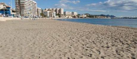 Playa Centro o Ciutat