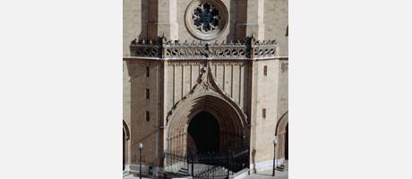 Foto: Concatedral Santa María Castellón de la Plana