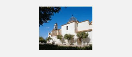 Foto: basílica de La Mare de Deu del Lledó